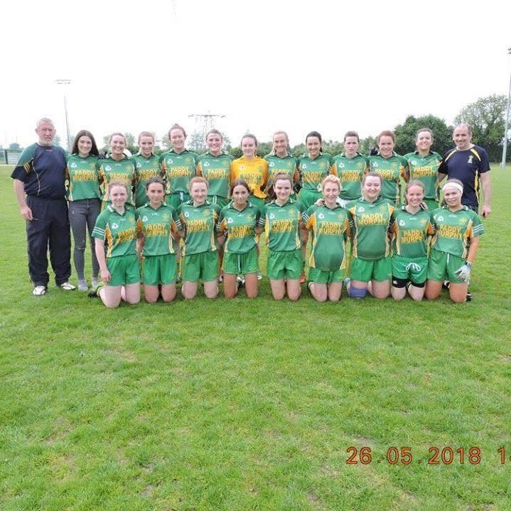 Ballymore Eustace Ladies overcome Dunlavin in challenge match